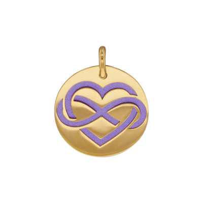 Médaille Cœur Infini