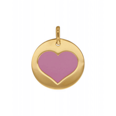 Médaille Cœur