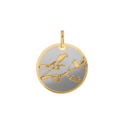 Médaille Oiseaux