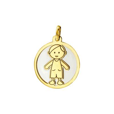 Médaille Petit Garçon