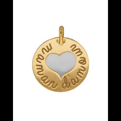 Médaille Maman d'amour!