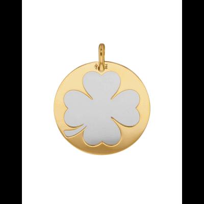 Médaille Trèfle