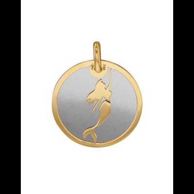 la-fabrique-d-or-Médaille Sirène