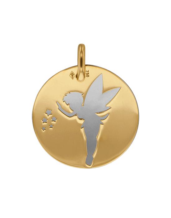 la-fabrique-d-or-Médaille Fée