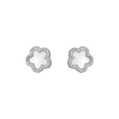 Boucles d'oreille Argent Archiduchesse