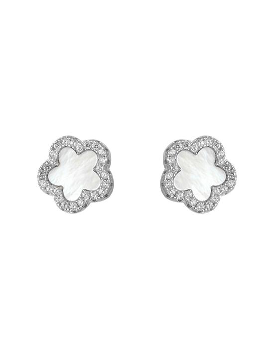 la-fabrique-d-or-Boucles d'oreille Argent Archiduchesse