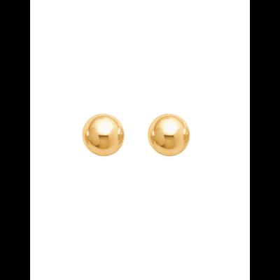 Boucles d'oreilles Sphère