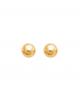 la-fabrique-d-or-Boucles d'oreilles Sphère