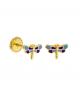 la-fabrique-d-or-Boucles d'oreille Libellule