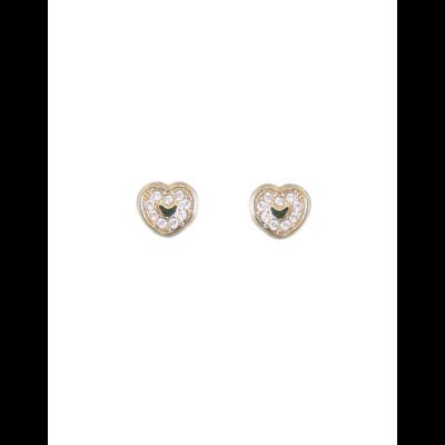 Boucles d'oreille Cœur