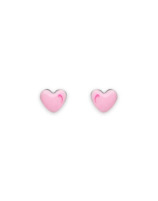 la-fabrique-d-or-Boucles d'Oreille cœurs