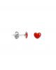 Boucles d'Oreille cœurs