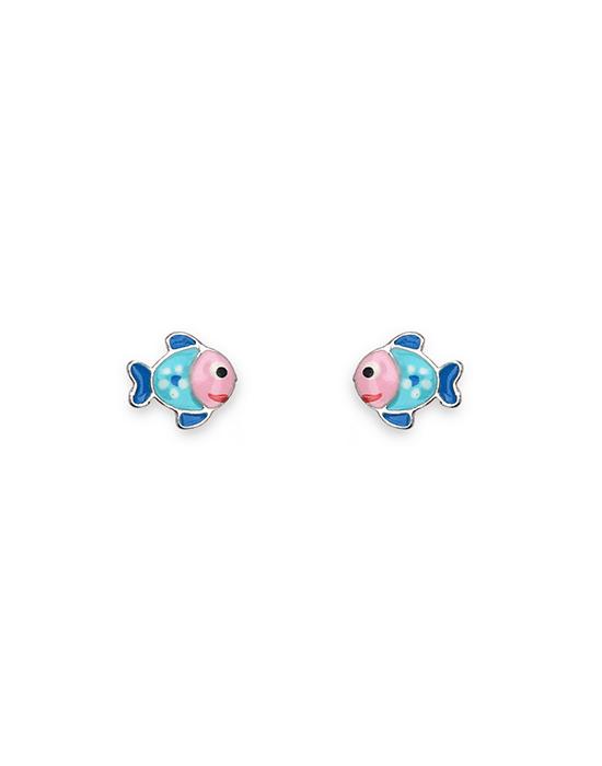 Boucles d'Oreille poissons