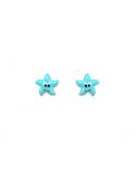 Boucles d'Oreille étoiles de mer