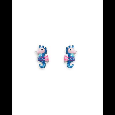 Boucles d'Oreille hippocampes
