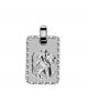 la-fabrique-d-or-Médaille Saint Christophe