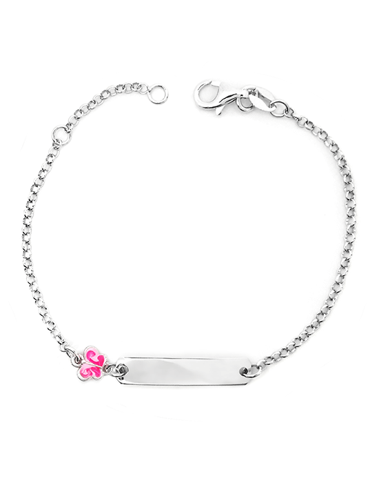 la-fabrique-d-or-Bracelet Papillon