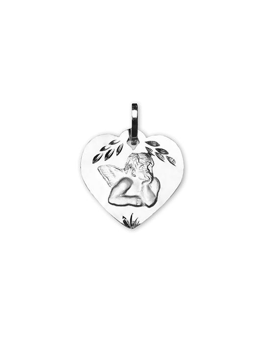la-fabrique-d-or-Médaille Ange Cœur