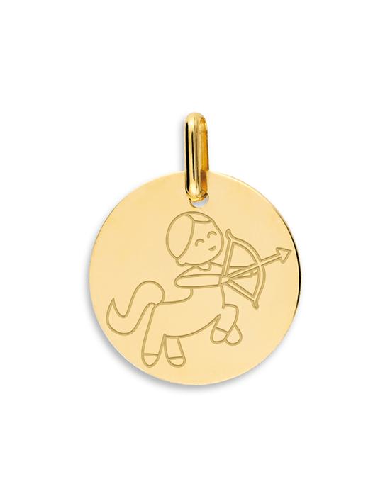 la-fabrique-d-or-Médaille Sagittaire