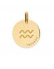 la-fabrique-d-or-Médaille Verseau