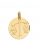 la-fabrique-d-or-Médaille Balance