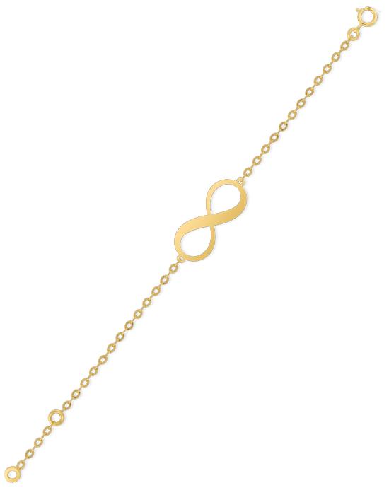 la-fabrique-d-or-Bracelet Infini