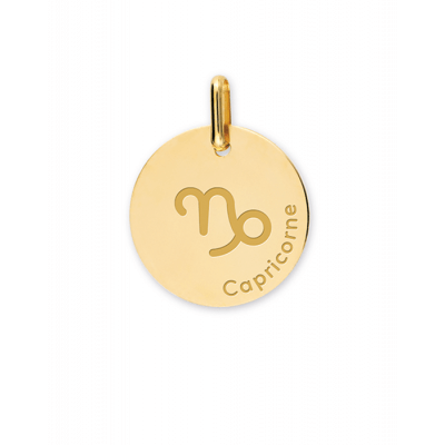 Médaille Capricorne
