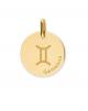 la-fabrique-d-or-Médaille Gémeaux