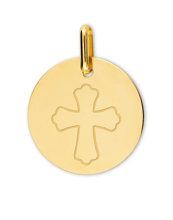 la-fabrique-d-or-Médaille Croix
