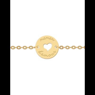 la-fabrique-d-or-Bracelet Maman d'Amour