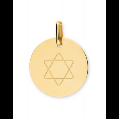 Médaille Étoile de David