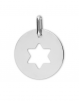la-fabrique-d-or-Médaille Étoile de David ajourée