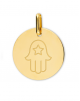 la-fabrique-d-or-Médaille Main Fatma
