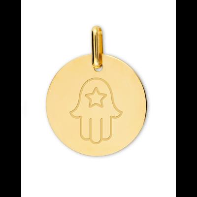la-fabrique-d-or-Médaille Main Fatmah