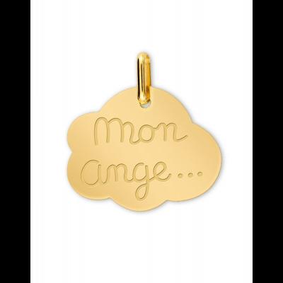 la-fabrique-d-or-Médaille Mon Ange