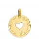 la-fabrique-d-or-Médaille Maman d'Amour