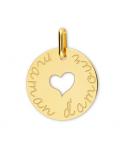 Médaille Maman d'Amour