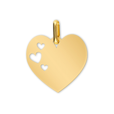 Médaille Cœurs