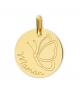 la-fabrique-d-or-Médaille Papillon