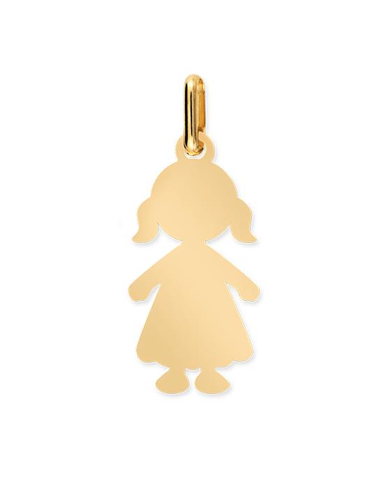 la-fabrique-d-or-Silhouette Fille