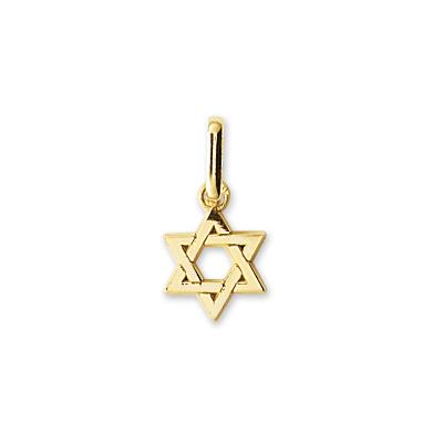 Pendentif étoile de David