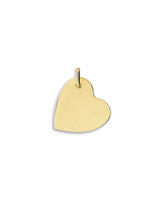 la-fabrique-d-or-Pendentif Cœur