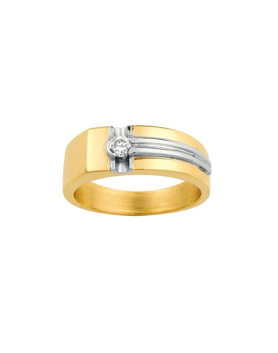 la-fabrique-d-or-Bague Homme Or Diamant