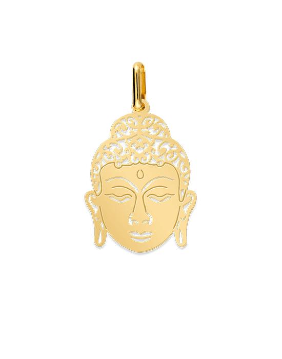 la-fabrique-d-or-Médaille Bouddha