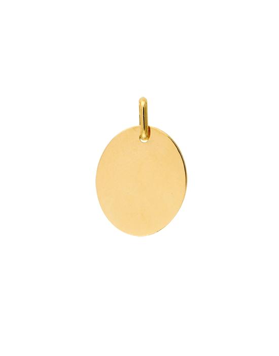 la-fabrique-d-or-Médaille Ovale