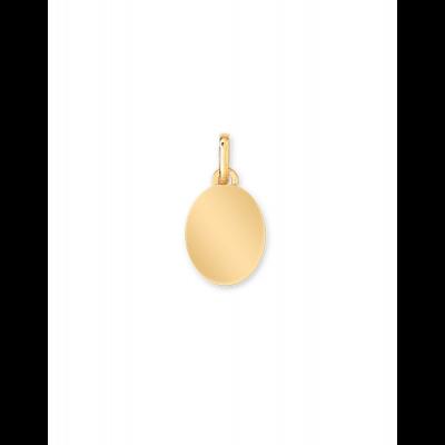 la-fabrique-d-or-Médaille Petit Ovale