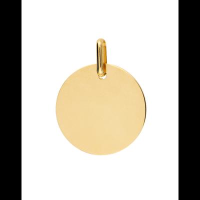 la-fabrique-d-or-Médaille Ronde