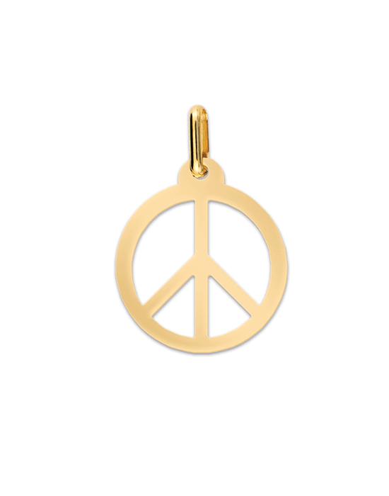 la-fabrique-d-or-Médaille Peace & Love