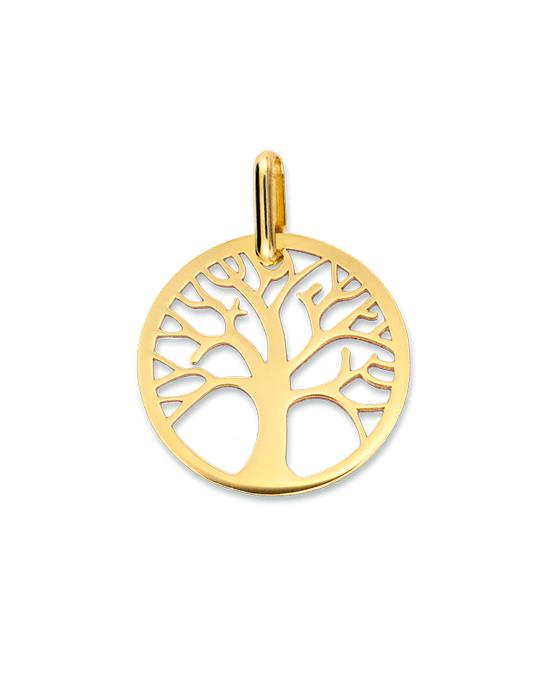 la-fabrique-d-or-Médaille Arbre de vie