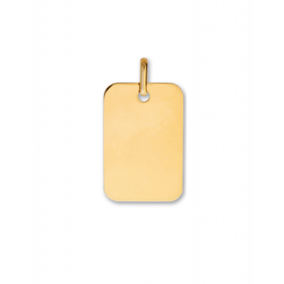 Médaille Rectangle